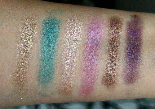 Urban Decay The Fun Palette swatch