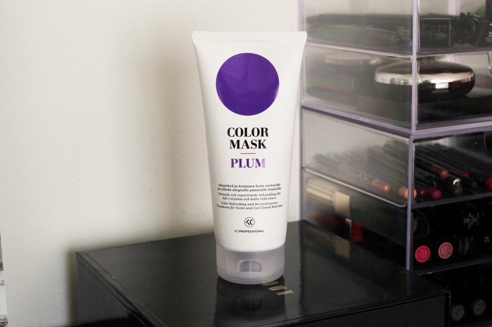 KC Color Mask Plum